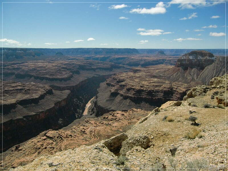 Kanab Point, Arizona Strip, AZ