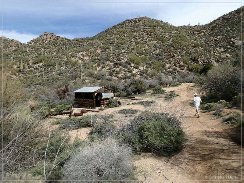FountainHills, AZ - Log Corral Trail
