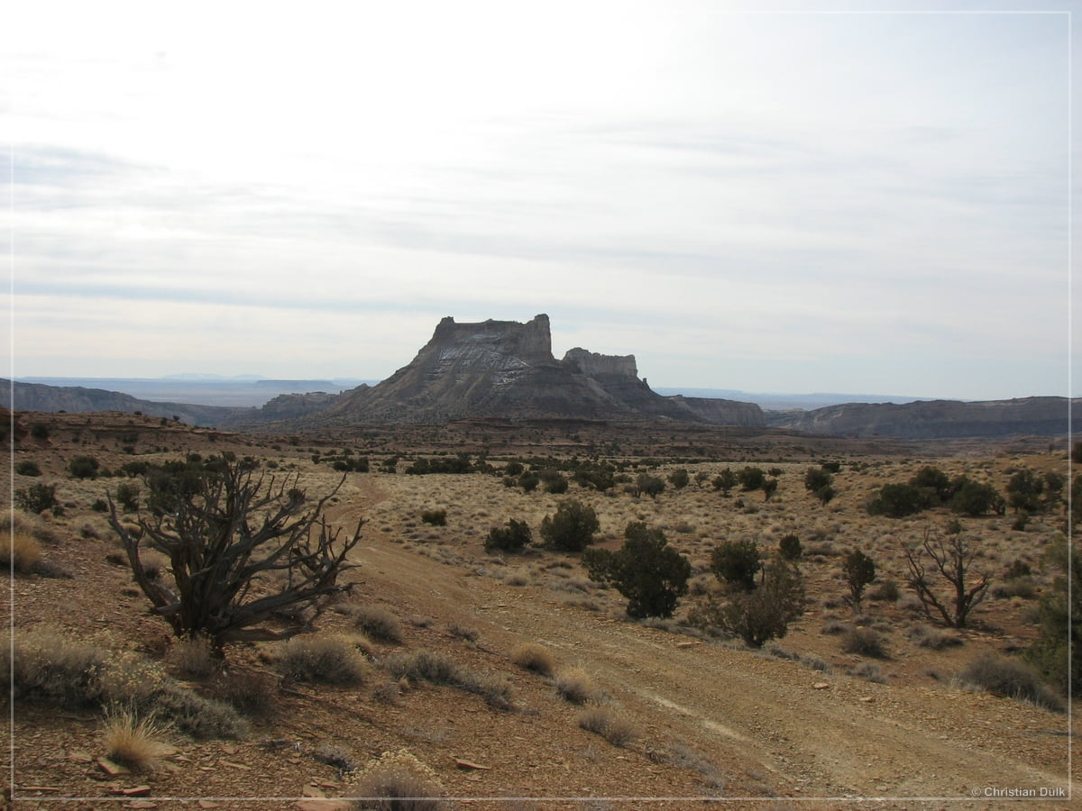 Temple Wash & Mining Trail, San Rafael Swell, UT